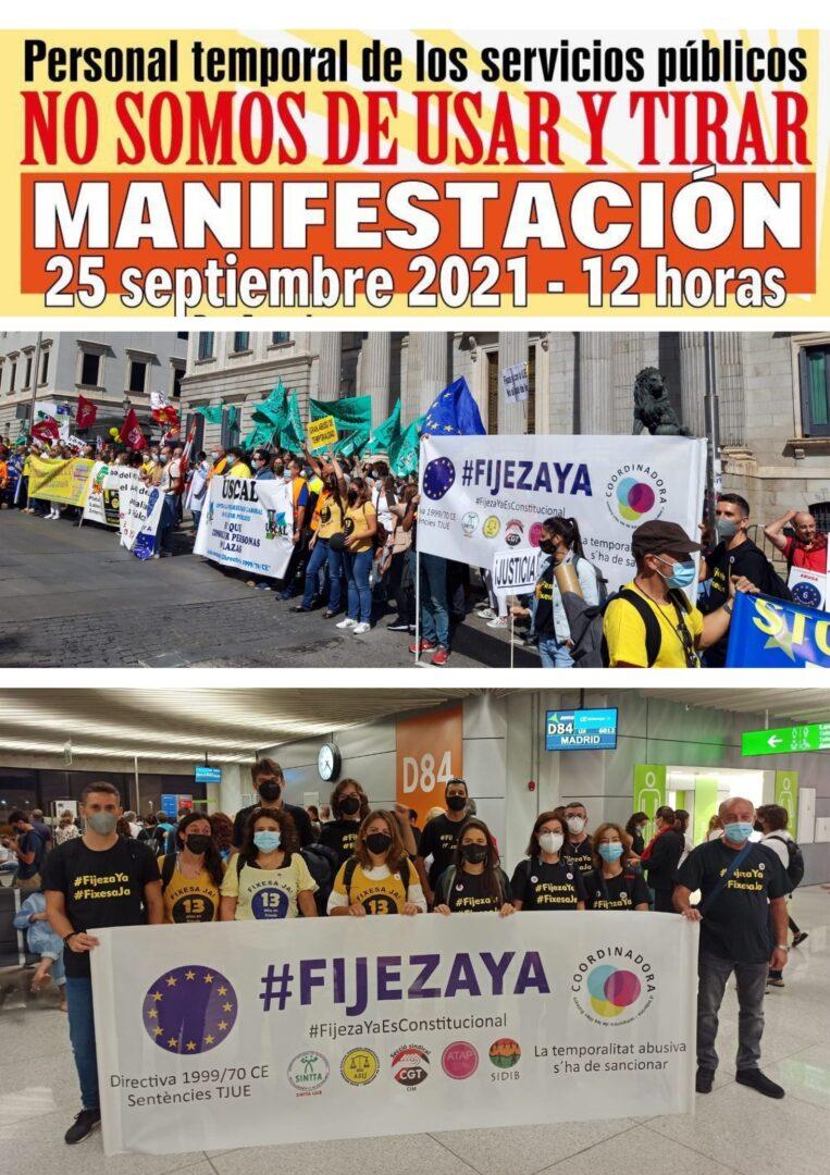 Publicació Mani Madrid